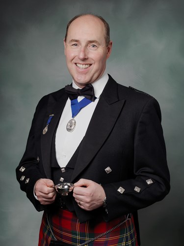 Stephen Rankin, Director of Prestige, was announced as a Master of the Quaich at the biannual Keepers of the Quaich ceremony at Blair Castle, which recognises the outstanding commitment of those who produce or promote Scotch whisky.